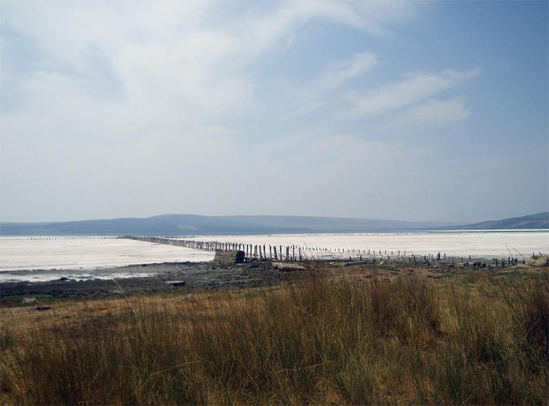 озеро чокрак фото
