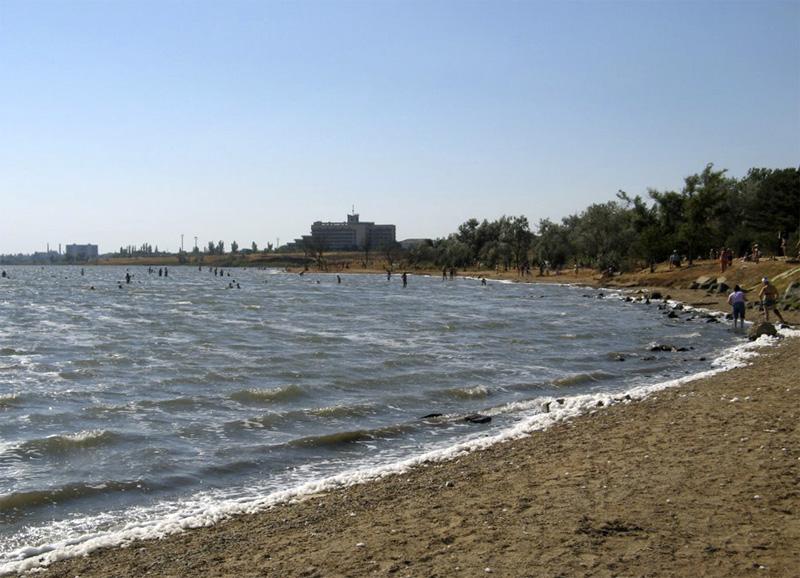 фото озеро сакское